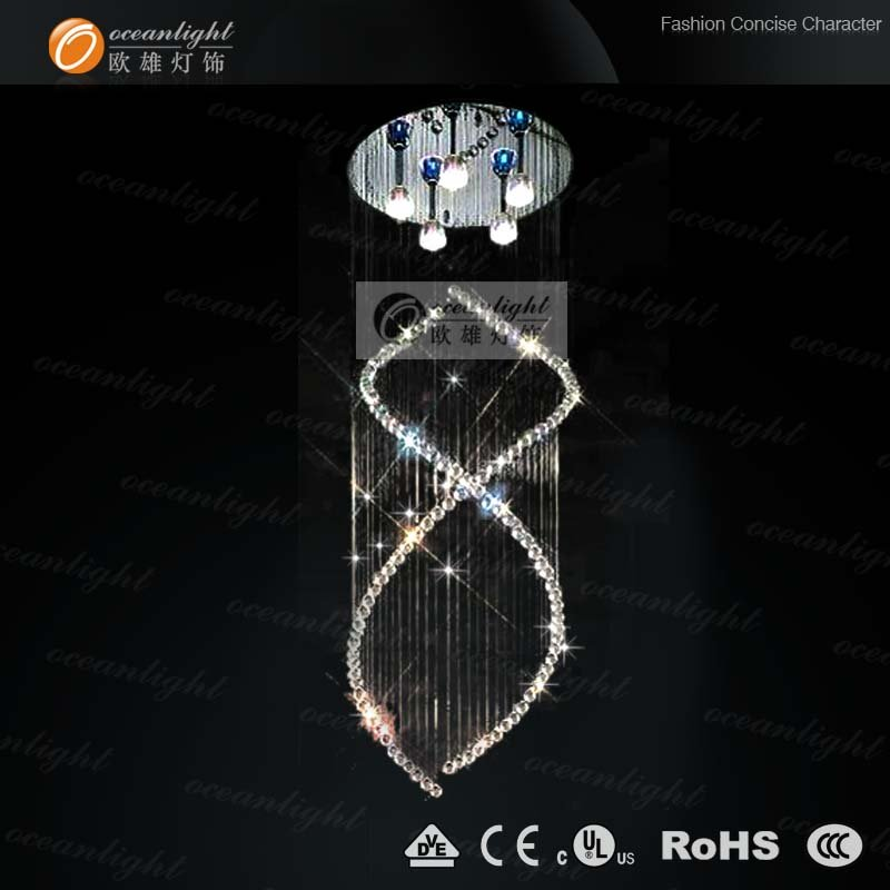 Contemporary crystal chandelier living room bedroom light, modern crystal chandelier lighting     -> Illuminazione A Led Lampadari