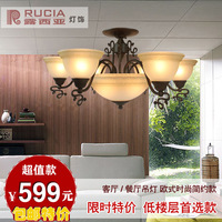 EMS FREE SHIPPING Luxury lamp large pendant light lamps restaurant lamp
