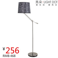 EMS FREE SHIPPING Brief modern fashion floor lamp living room lights bedroom lamp lamps l-601-f1