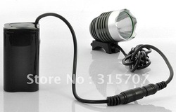 5-Star Service Store Cheap Price XM-L T6 Max 1200Lm Headlamp/Bicycle Light(China (Mainland))