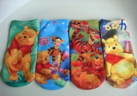 Free Shipping 24 pairs/lot children cotton socks,cartoon designs infant sock, cartoon kids socks,mixed designs