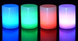 Led candle acoustic control candle lamp pattern(China (Mainland))