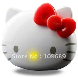 Sell 200pcs/lot Newest Mini MP3 Playe Hello Kitty MP3 Player 2GB support mp3 format easy control For girls DHL Free Shipping(China (Mainland))