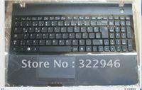FREEshippingNewOriginalGenuine laptop keyboard for SAMSUNG 300E5A 305E5A 300V5A 305V5A NP300E5A NP300V5A Cshell touchpad speaker