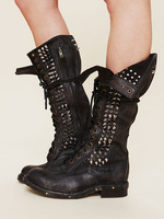 Jeffrey Campbell Studded Seattle Love Boot