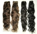 Mix length,2pcs/lot or 3pcs/lot,4#,medium brown,Natural loose Wave,Virgin  Brazilian Hair Weft,AAAA perfect quality,DHL FREE