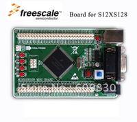 free shipping,Freescale MC9S12XS128 MC9S12XS128MAL mini board