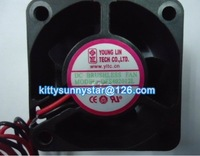 Young Lin 4020 DFS402012L 12V 0.8W 2Wire Cooling Fan