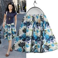 Free shipping ladywomen's bust skirt bohemia summer short skirt women's bust skirt