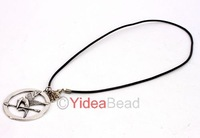 New Popular The Hunger Games Silver pendants Inspired Necklace pendant 45pcs 261082