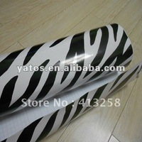 1.52M Width Camouflage Vinyl Car Wrapping Sticker Film With Air Free Bubbles