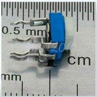 500pcs/lot,Free ship ,NEW RM065 Series 10K Ohm Variable Resistor Trim Pot