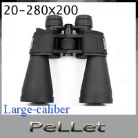 High Powered 20-280X200  binoculars TELESCOPE Astronomical mirror 60MM Large-caliber