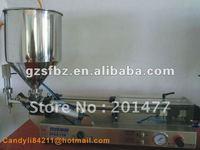 SFGG-12K piston paste filling machine with rotary valve