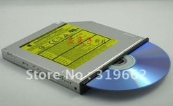 Laptop Internal IDE 12.7 Slot CD DVD Burner UJ-875 , 8X Slim DVD , All Brand New & Compare Cheap~(China (Mainland))
