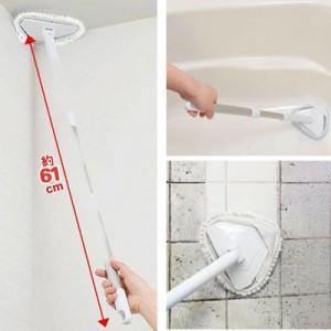Magic bathroom mop wall clean 2 replacement bath brush hotel supplies