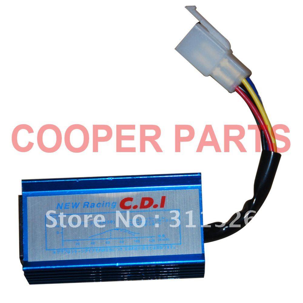 5 PIN RACING PERFORMANCE CDI 90cc 110cc 125cc 140cc PIT DIRT BIKE / QUAD / ATV(China (Mainland))