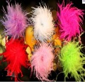 mix colors! puffs ostrich puffs ostrich feathers ostrich puffs 500 pcs mix colors Whosale price!