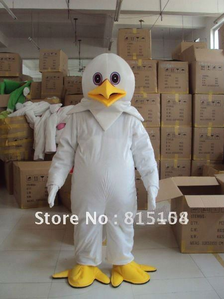 Adult Size Grey Pigeon Mascot Costumes Cartoon Halooween animal toy Suit carnival Free Shipping Disney Toy Story   Woody Classic Adult Plus Costume. Free Shipping