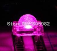Aliexpress supplier Pink Piranha 5mm LED 3000-4000MCD Dip diodes(CE&Rosh)