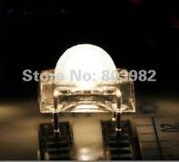New 2800-3300K CT warm white 5mm diode Piranha LED 1000PCS 15-20mA 3.0V-3.5V