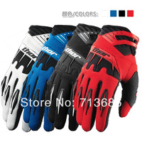 2012 Men's Motorcycle Racing Thor Spectrum Gloves Motorbike Cycling Biker Bicycle Sports Gloves Green Free shipping SIZE M L XL