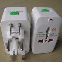 200pcs/lot DHL free shipping Best price world universal travel adapter converter  universal travel plug