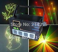 2014 Time-limited Hot Sale Dmx Stage Light Dj Controller Dmx Controller Luzes Para Festa 500mw Rgy Laser Light Dj Animation