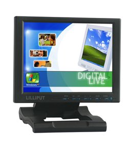 lilliput FA1042-NP/C/T  10.4 Inch touch Screen lcd monitor with VGA/AV Input  For Car PC & IPC