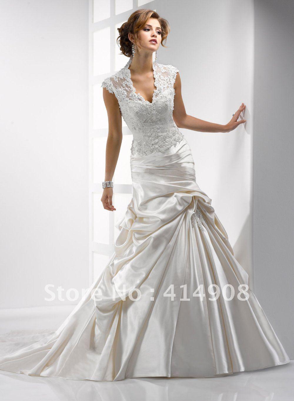 Tops for Wedding Dresses
