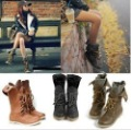 702NBL Free Shipping 2013 New arrival fashion cheap ankle boots for women, snow boots and shoes