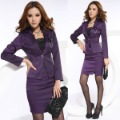 2012 autumn work wear fashion professional set slim ol work wear skirt a06