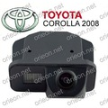 Free shipping 1pc/lot Night Vision Special Car Camera for Toyota Corolla/ Corolla EX/ Vios 2008