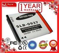 New 900mAh Replacement Camcorder Battery for SAMSUNG SLB-0937,CL5, i8, L730, L830, NV33, NV4, PL10 Digital Battery,SLB-0937