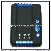 Built in High Capacity Li Battery GPS Tracker Finder