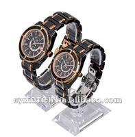 2012 Latest exclusive design simple promotional watches men