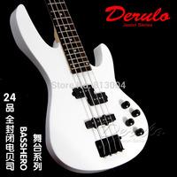 Drl bass hero electric bass tibesti 24 pick-up tibesti