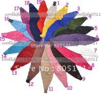 10 pcs/Lot Fashion Women Lady Headband Hair band women Knit crochet Headwrap