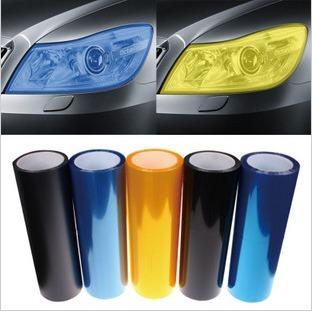 Car headlight membrane rear light membrane dull film translucidus membrane lights protective film