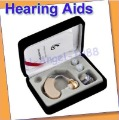 Free shipping!! Best ear Sound Amplifier Volume Adjustable Tone Hear Hearing Aids Aid JH117 NEW(China (Mainland))