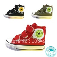 Expert skills children shoes 2012 high child canvas shoes skateboarding shoes sport shoes single shoes 295