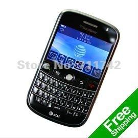 Blackberry 9000 Original refurbished Unlocked Valid PIN+IMEI Blackberry  Bold mobile phone