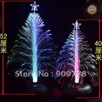Large Size Colourful Fiber Optic Christmas Tree, Christmas Ornament/Decoration Indoor