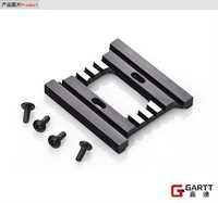 Freeshipping (2 PIECES/LOT) GARTT GT550 Motor Mount 100% fits Align Trex 550 RC Helicopter Big Sale