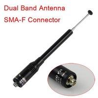 Nagoya NA-773 SMA-F Female Dual band Antenna for TK 3107 PUXING QUANSHENG UV-5R PX-888K TG-UV2 walkie talkie NEW J0192A Eshow