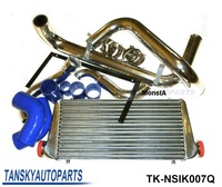 Tansky - FOR HOLDEN CALAIS BELINA VL RB30 DELTA FIN INTERCOOLER KIT TK-NSIK007Q