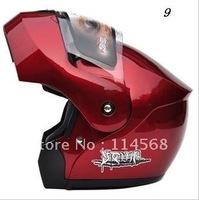 Mustang  Motorcycle helmets  920 mortgage face helmet  Motor vehicle helmet