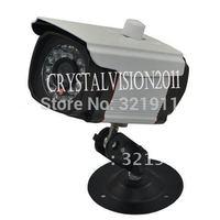 3.6mm Wide Range1/3 Sony CCD 24LED teWarproof Day&Night Vision CCTV Camera 4 pcs