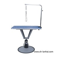 Popular pet dog hydraulic grooming table
