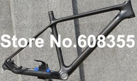 "FR211 - Full Carbon Matt  MTB Mountain Bike Bicycle 29ER Frame BSA / BB30  Headset - 16"" , 18"" , 20"""